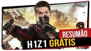 Resumão: H1Z1 Grátis, Segredo do Alex Kidd, Days Gone adiado e muito mais! Game Over
