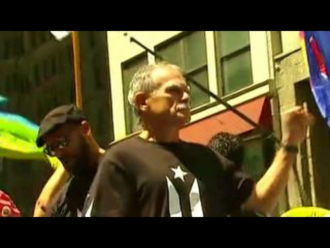 Convicted terrorist featured in Puerto Rican Day parade