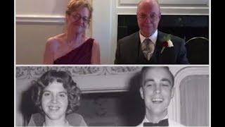 Влюблённые нашли друг друга через 57 лет после разлуки. И наконец сыграли свадьбу!