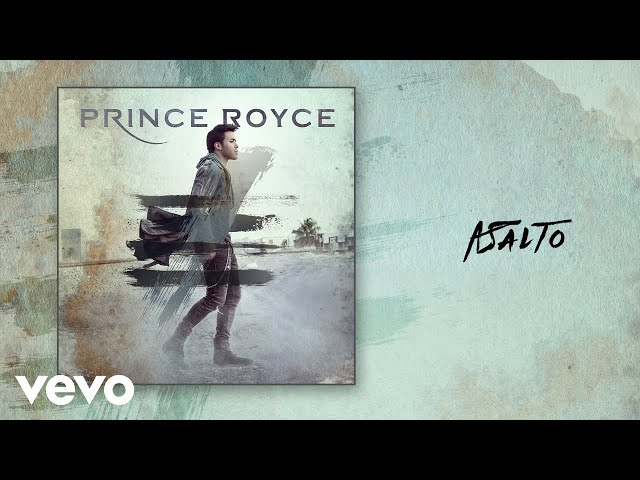 Prince Royce - Asalto (Audio)