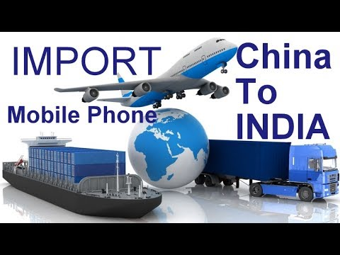 Procedure to Import Mobile Phone from China to India | HINDI | Step By Step