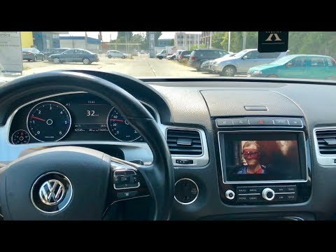 How To Enable Video In Motion (VIM) With VCDS On RNS 850 (VW Touareg 7P Facelift 3.0 TDI)