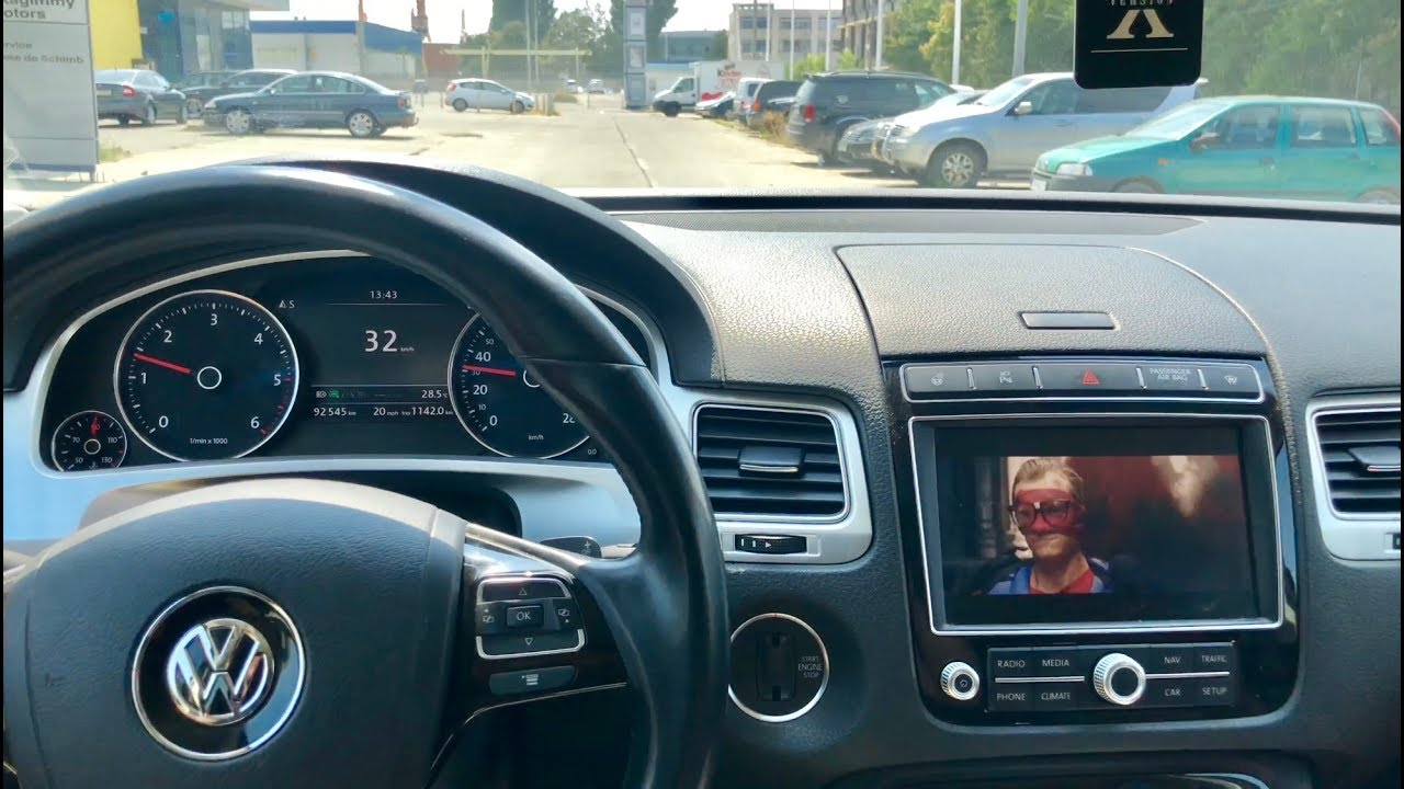 How to enable Video in Motion with VCDS on RNS 850 (VW Touareg 7P Facelift  3 0 TDI)