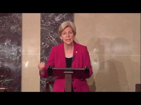 Floor Speech on Reed-Warren Student Loan Amendment