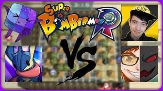 Mit DestinyCast, Sirlo & Dhalucard eine Runde Super Bomberman R Online