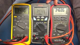 Review: Sanwa PC7000 Multimeter Pt 1