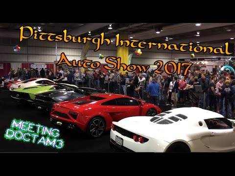 Pittsburgh International Auto Show Meeting DoctaM YouTube - Pittsburgh international car show
