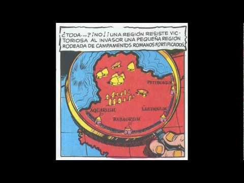 La canción de Asterix / Asterix's song