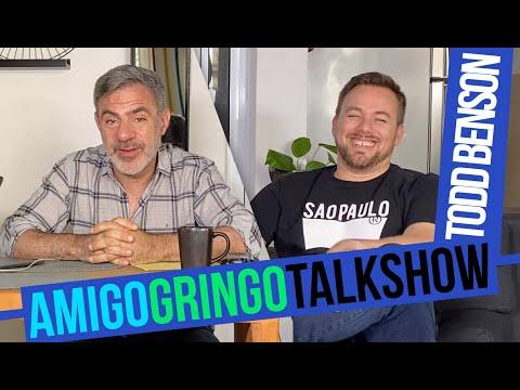 CRIANDO FILHOS 🇧🇷BILINGUES E BICULTURAIS🇺🇸EM SÃO PAULO   AMIGO GRINGO TALK SHOW