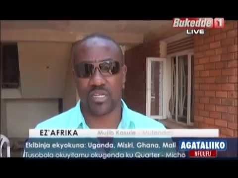 SPORTS: Ekibinja ekyokuna: Uganda,Misiri,Ghana,Mali
