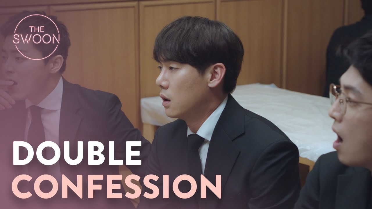 Download Fessing up about a past confession | Hospital Playlist Ep 2 [ENG SUB]