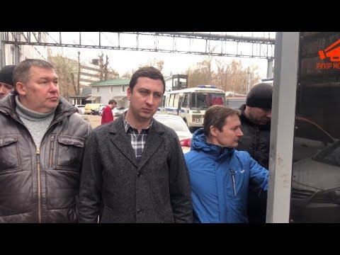 Нападение на команду канала «Движение» в Москве.Накажут ли виновных? / LIVE 21.03.19
