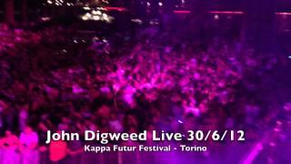 John Digweed Live Torino 30/6/12