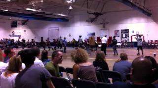 The Chicago outfit roller derby