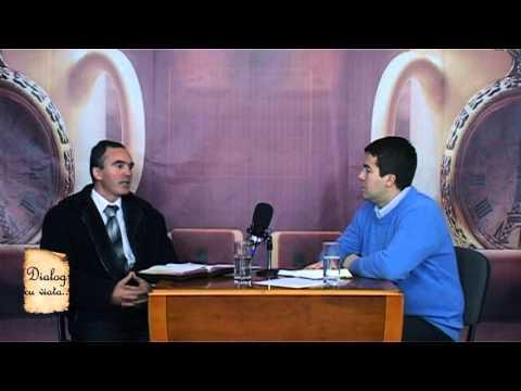 David Gabriel și Ovidiu Ionași | Dialog cu viața, un dialog despre botez - partea 1