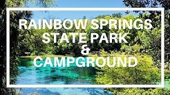 Rainbow Springs State Park & Campground near Ocala, Florida