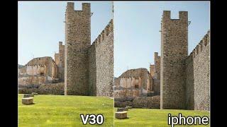 Apple Iphone 10 Vs LG V30 Camera test  LG V30 Vs Apple Iphone X Camera comparision