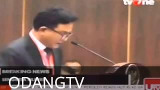 Pernyataan Menggemparkan Saksi Prabowo Yusril Ihza Mahendra Membuat JOKOWI TERGUNCANG!!!