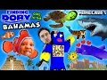 FINDING DORY In BAHAMAS Minecraft FGTEEV Boys Atlantis Resort Hotel Water Slide Map W Nemo Shark mp3