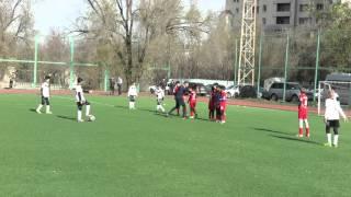 В Алматы прошел турнир памяти Александра Гурмана — 4