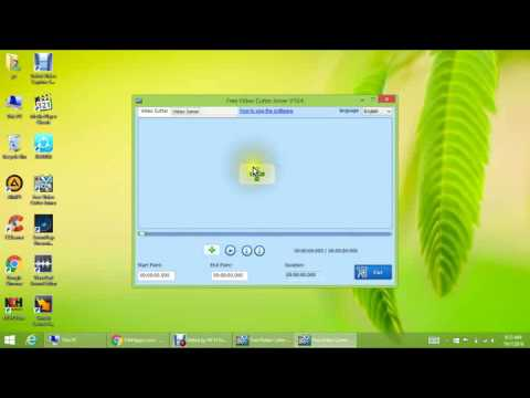 How to use free video cutter and joiner your computar