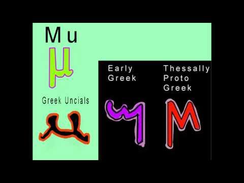 Greek Uncials compared in Koine Greek