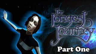 Longest Journey Walkthrough (Part 1) - Let