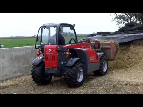 Lieblings Weidemann T4512 CX35 verreiker met volume bak - YouTube #SY_87