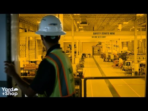 Behind-the-Scenes Tour Of Walsh Construction's Yard, Shop, And Operations | Yard & Shop