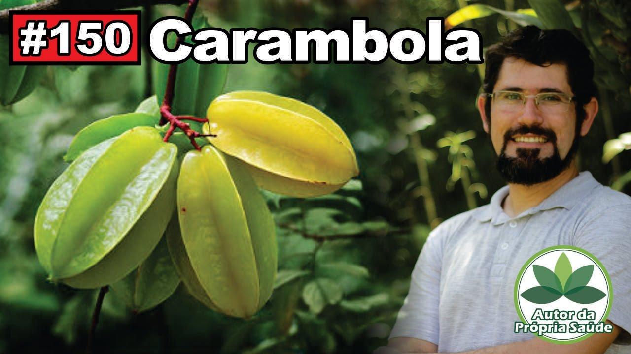 A Fruta Carambola Serve Para Que autor da própria saúde - carambola [diabetes, insônia, hipertensão, câncer,  gastrite, bactericida]