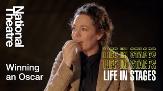 Olivia Colman Tells All About Her Oscars Win