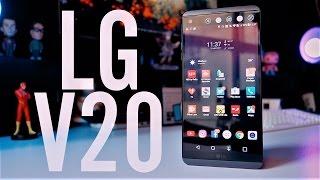 lg v20 review en espaol el android para youtubers