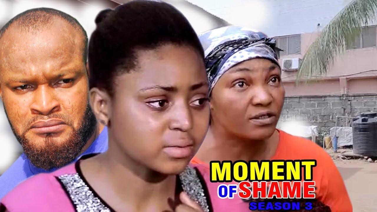 Download Moment Of Shame Season 3 - Regina Daniels 2017 Newest | Latest Nigerian Nollywood Movie