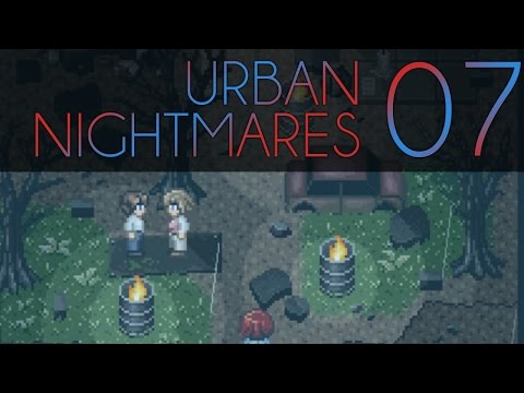 URBAN NIGHTMARES #07 - Tödliche Rätsel - Let's Play Urban Nightmares [RPG-Maker|German]