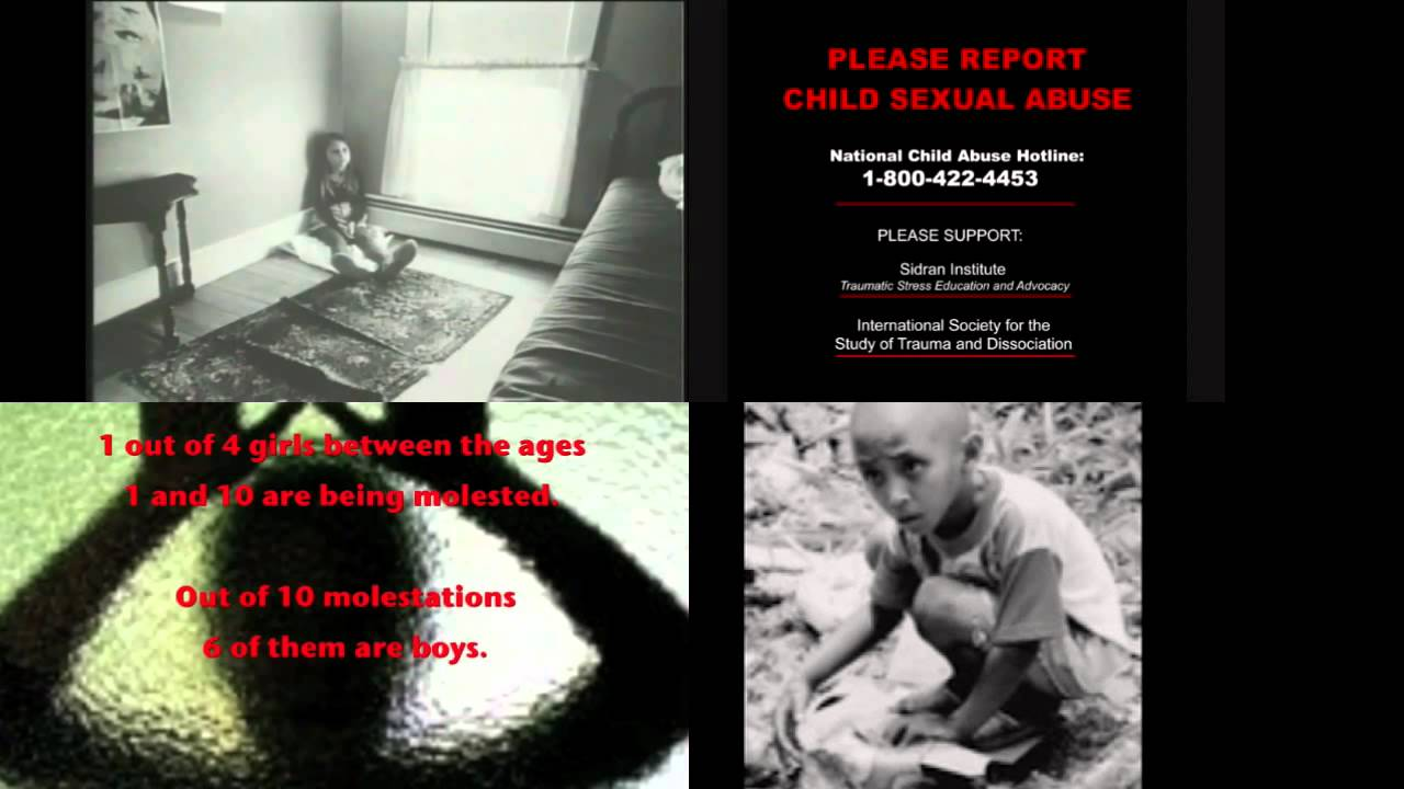 Child Abuse - Root Causes, Healing and Deliverance!