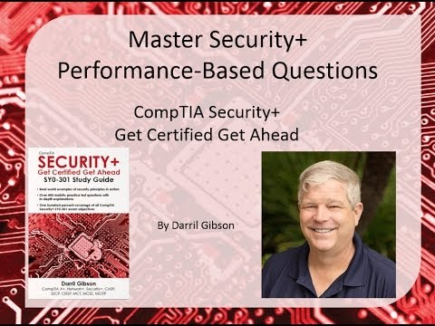 You Can Pass the Security+ Certification | Get Certified Get Ahead