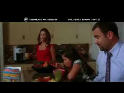 Desperate Housewives - Promo Season (saison) 6 - Official Sneak Peek 6.01 - #2 (Gaby)