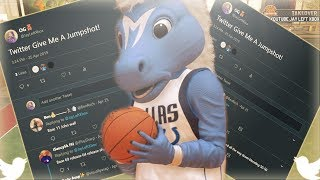 TWITTER CHOOSES MY JUMPSHOT ON NBA 2K19 🎯 NEW BEST JUMPSHOT ON 2K19 😱
