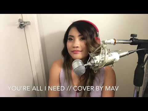 White Lion -You're All I Need Cover By Mary Ann