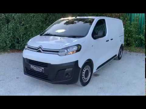 2017 17 CITROEN DISPATCH 1.6 M 1000 ENTERPRISE BLUEHDI S/S 1d 114 BHP