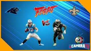 Carolina Panthers Vs New Orleans Saints Live Stream! Can McCaffrey Carry Us To Victory!|LCameraTV