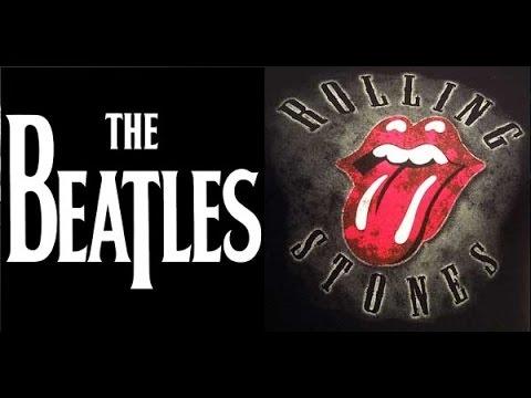 The Beatles vs The Rolling Stones (Документальный фильм)