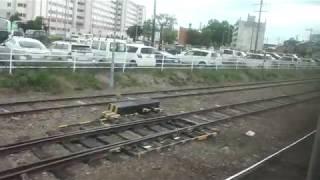 【根室線】普通列車帯広行き(キハ40単行)釧路から新富士までの車窓