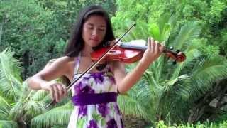 Crystallize Lindsey Stirling Violin Cover By Kimberly McDonough