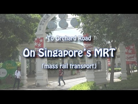 D2 Singapore's MRT to Orchard Road August 2016