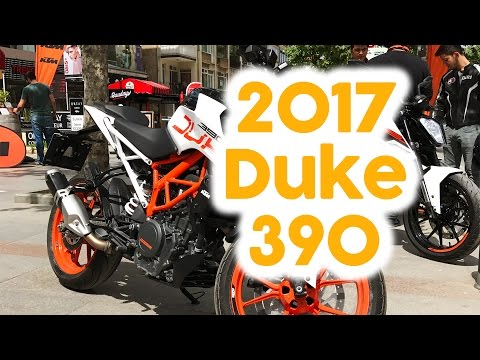 2017 KTM Duke 390 İnceleme - Sıfır 100km hız testi - EFSANE ♥♥