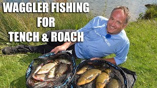 Waggler Fishing for Tench and Roach