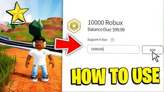 HOW TO USE STAR CODES in ROBLOX! *WORKING 2020*