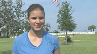 Katie Levinson - Snipe Sailor
