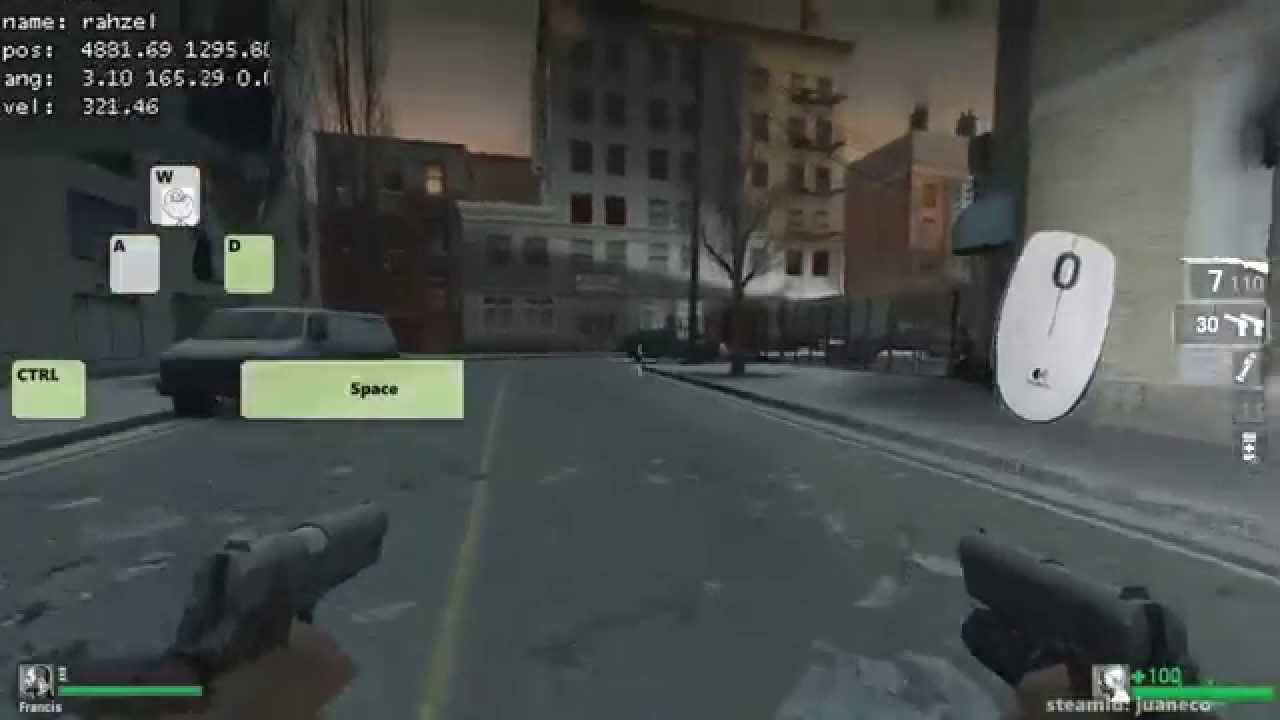 How to Bunny Hop - Left 4 Dead/2